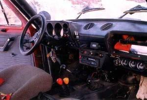 Технические характеристики автомобилей нива 2121