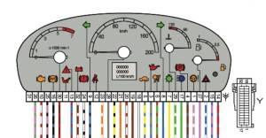 Ustrojstvo1 300x156 - Как разобрать приборную панель приора
