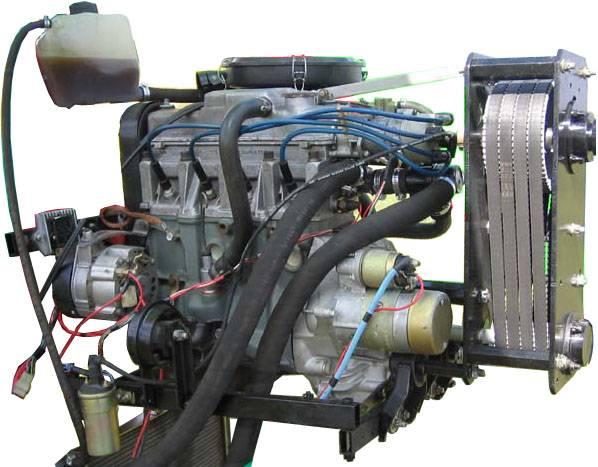 Motor dlja tjuninga - Характеристика двигателя ваз 21083 инжектор