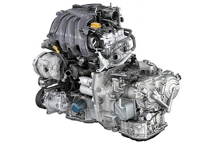 Lada H Rej dvigatel - Чей двигатель стоит на лада х рей