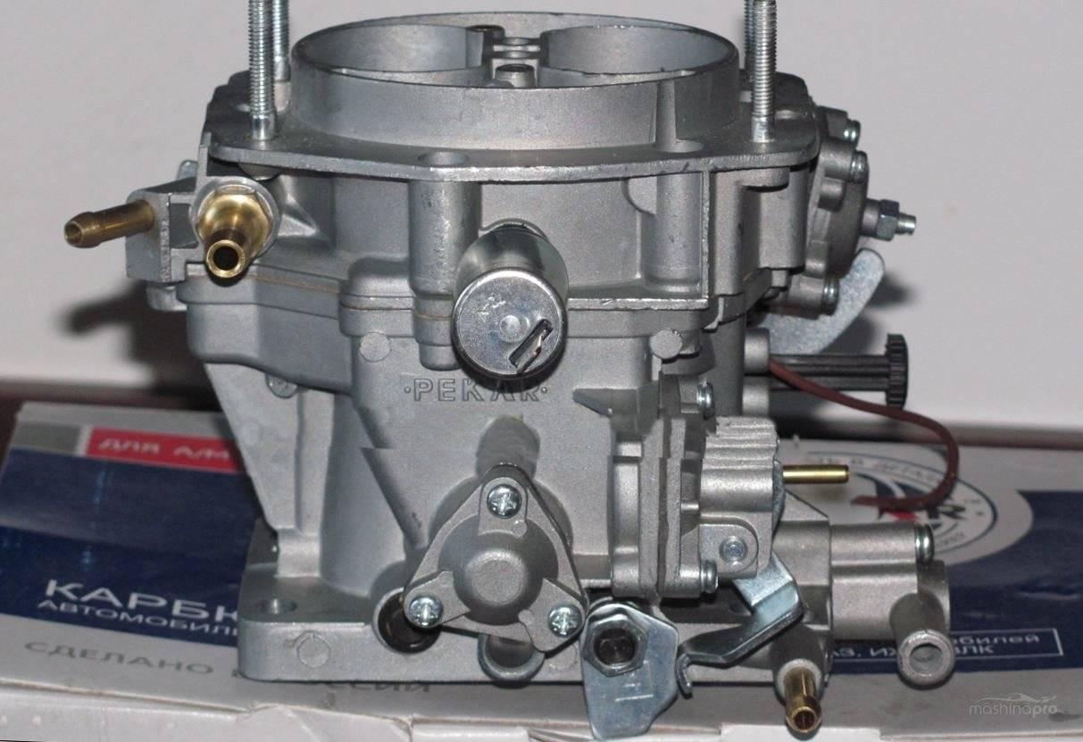 karbyurator vaz 2109 - Строение карбюратора ваз 2109